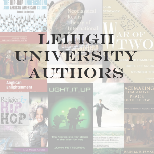 Books by Lehigh Authors